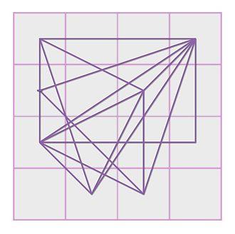 Sigil (magic) - A kameas (magic square) sigil.