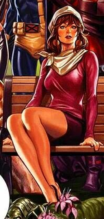 Moira MacTaggert Marvel Comics character