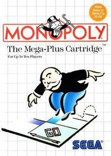 <i>Monopoly</i> (1988 video game) 1988 video game