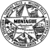 Official seal of Montague, Massachusetts