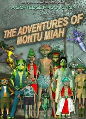 The Adventures of Montu Miah - Montu Miah promotional poster