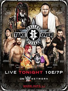 NXT TakeOver Dallas Poster.jpg