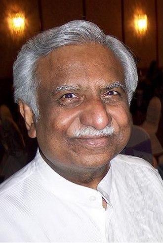 Naresh Goyal - Image: Naresh Goyal in Bombay in Nov 2008