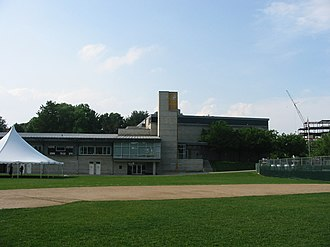 Buckingham Browne & Nichols - Image: Nicholas Athletic Center