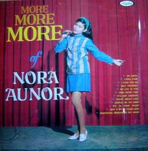 More, More, More of Nora Aunor - Image: Noraaunorclassiccoll ection 2