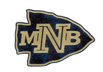 North Myrtle Beach High School - North Myrtle Beach High School Arrowhead Sports Logo