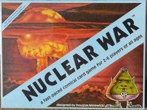 Nuclear War (card game) - Image: Nuclear War (card game)