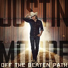 justin moore off the beaten path album download