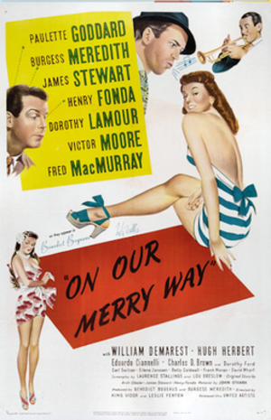 On Our Merry Way - 1948 Theatrical Poster