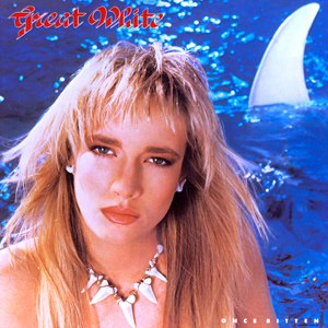 Once Bitten (Great White album) - Image: Once Bitten