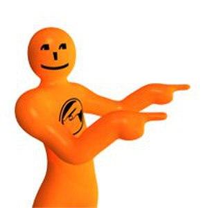 Elections in New Zealand - Orange Guy