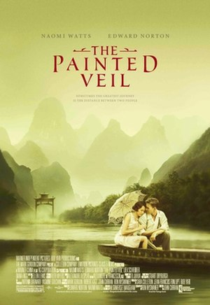 The Painted Veil (2006 film) - Theatrical release poster