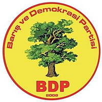 Peace and Democracy Party (BDP) logo.jpg