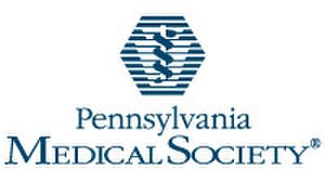 Pennsylvania Medical Society - Image: Pennsylvania Medical Society logo