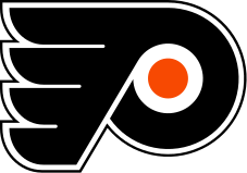 The flying P has been the Flyers' primary logo...