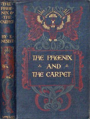 The Phoenix and the Carpet - First edition