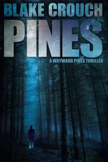 Image result for pines by blake crouch
