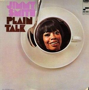 Plain Talk (album) - Image: Plain Talk (album)