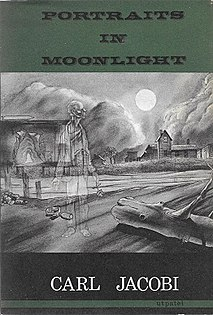 <i>Portraits in Moonlight</i> book by Carl Richard Jacobi