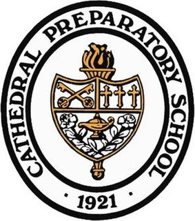 Cathedral Preparatory School Private, college-preparatory high school in Erie, Pennsylvania, United States