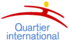 Official seal of Quartier international de Montréal