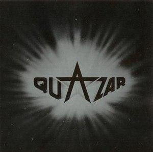 Quazar (album) - Image: Quazaralbum