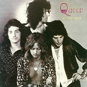 At the Beeb (Queen album) - Image: Queen At The Beeb