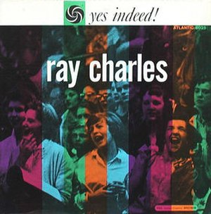 Yes Indeed! (Ray Charles album) - Image: Ray Charles Yes Indeed 2