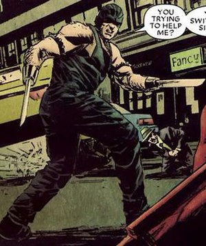 Razor Fist - Image: Razor fist