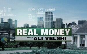 Ali Velshi on Target - Former title of the show