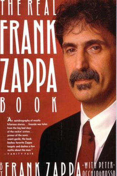 Picture of a book: The Real Frank Zappa Book