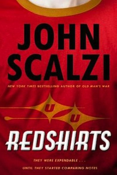 Picture of a book: Redshirts