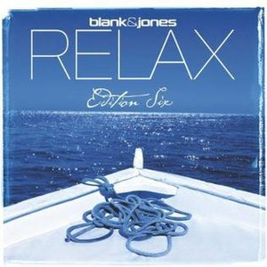 Relax Edition Six (Blank & Jones album)