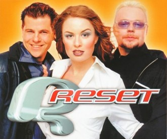 Reset (Norwegian band) - Image: Resetbandlogo