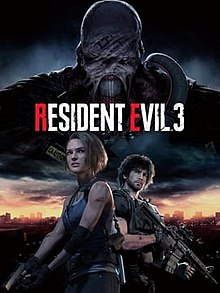 Resident Evil 3 2020 Video Game Wikipedia