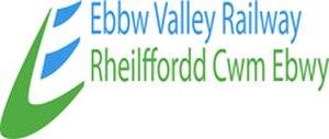 Ebbw Valley Railway - Image: Rheilfford Cwm Ebwy