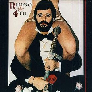 Ringo the 4th - Image: Ringostarralbum Ringothe 4th
