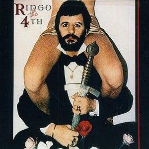 Ringo the 4th - Image: Ringostarralbum Ringothe 4th