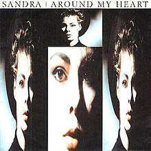 Sandra Around My Heart.jpg