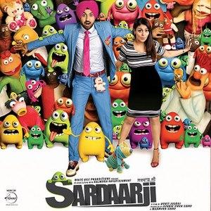 Sardaar Ji - Image: Sardaarji Poster