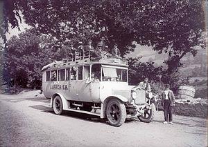 Saurer - Image: Saurer Alsa 1923