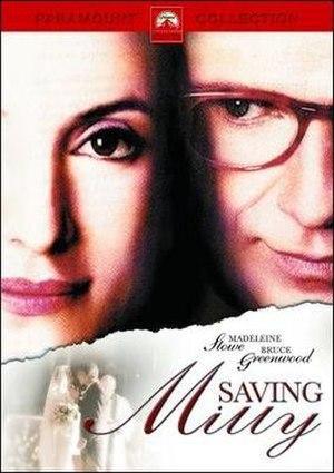 Saving Milly - Image: Saving Milly TV