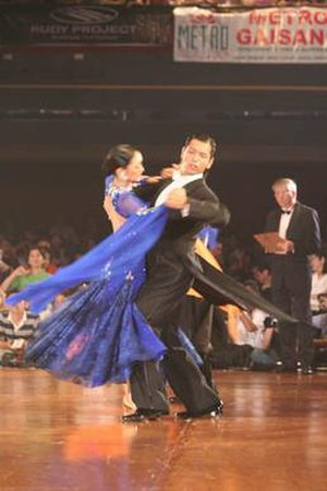 Dancesport at the 2005 Southeast Asian Games