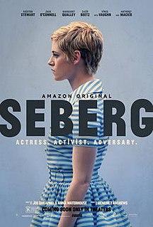 <i>Seberg</i> 2019 film by Benedict Andrews