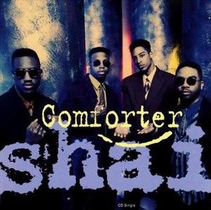 Comforter (song) - Image: Shai Comforter single cover