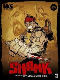 <i>Shank</i> (video game)