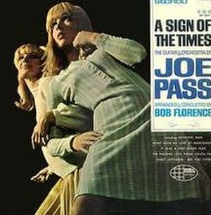 A Sign of the Times (Joe Pass album) - Image: Sign of the Times Joe Pass