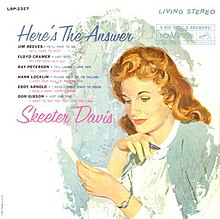 Skeeter Davis-Here's the Answer.jpg