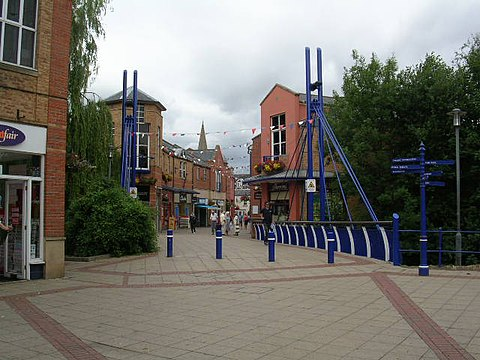 St Mary's Place, Market Harborough Smpview4.JPG