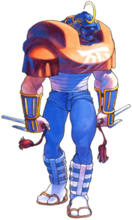 Sodom (Final Fight) Final Fight and Street Fighter character
